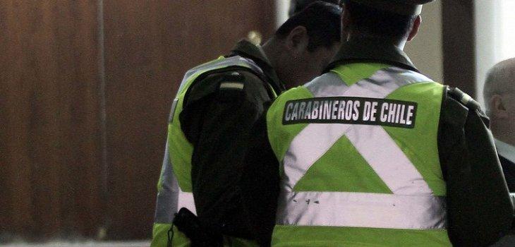 CONTEXTO   Carabineros   Agencia UNO