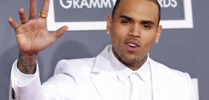 Chris Brown  | AFP