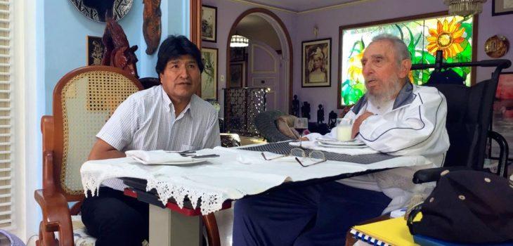 Evo Morales  | Twitter