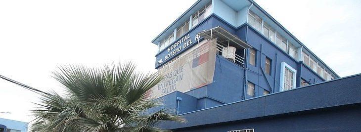 CONTEXTO | Hospital Sótero del Río | Agencia UNO