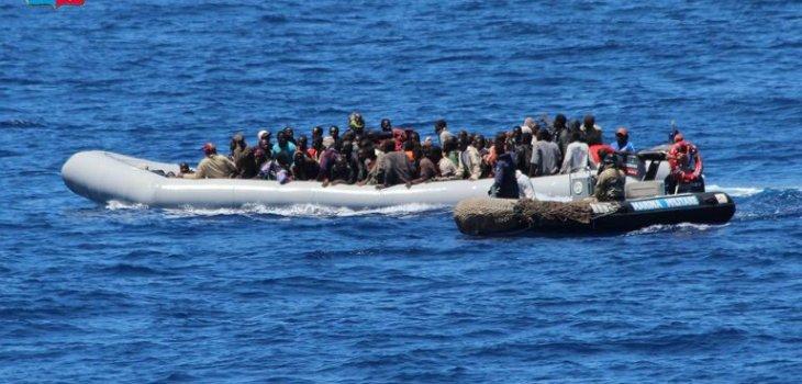 Archivo | Marina Militare Italiana | AFP