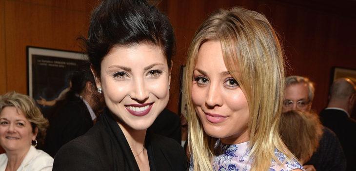Briana y Kaley Cuoco  | Huffington Post
