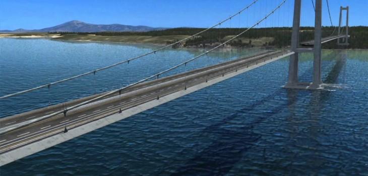 Proyecto Puente Chacao   MOP