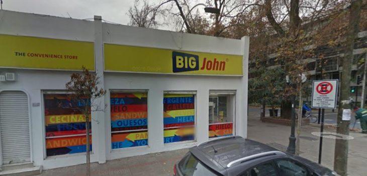 CONTEXTO   Big John  Google Street View