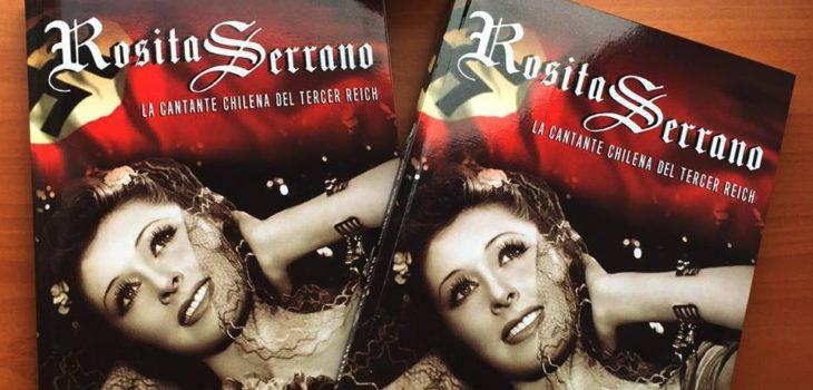 """Portada biografía """"Rosita Serrano""""   Facebook"""