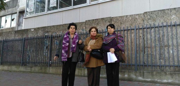 Vecinas afectadas | ARCHIVO | Valeska Belmar | RBB