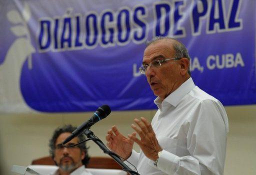 Humberto de la Calle   Agencia AFP