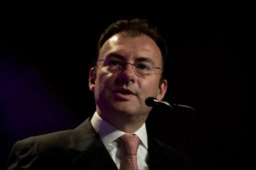 Luis Videgaray | Agencia AFP