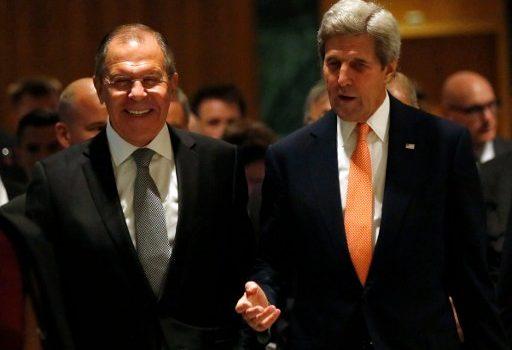 Relaciones Exteriores de Rusia y EEUU en Ginebra | Agencia AFP