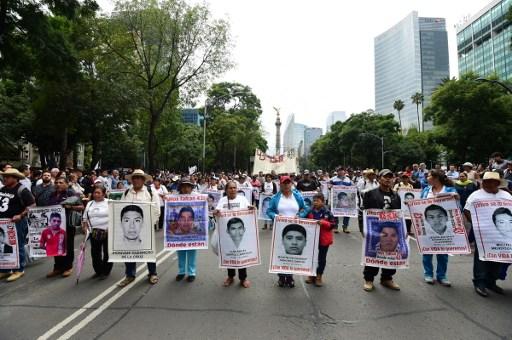 Protesta | Agencia AFP