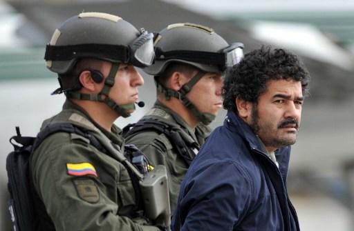 Diego Rastrojo   Agencia AFP