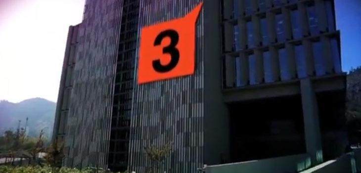 Copesa anunció en septiembre de 2013 que 3TV no saldría al aire.