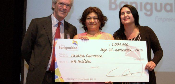 Foto Contexto | Premiación Banigualdad 2015