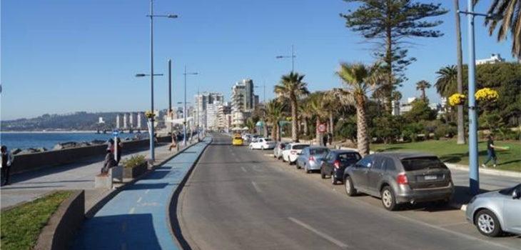 Avenida Perú tras su remodelación | @cotyreginato