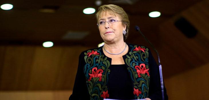 CONTEXTO | Michelle Bachelet | Agencia UNO