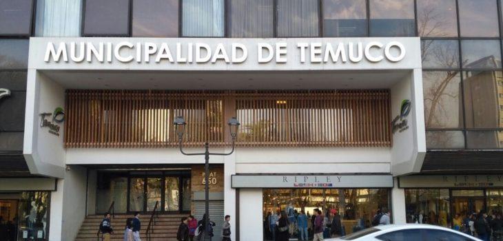 Municipalidad de Temuco   Cristian Cerna