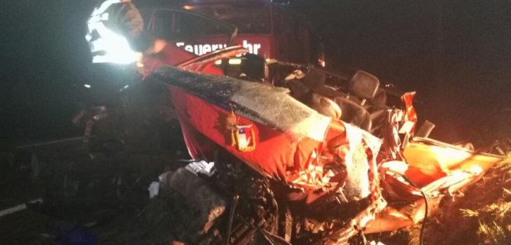 Accidente deja dos muertos en Los Ángeles | Constanza Reyes | RBB