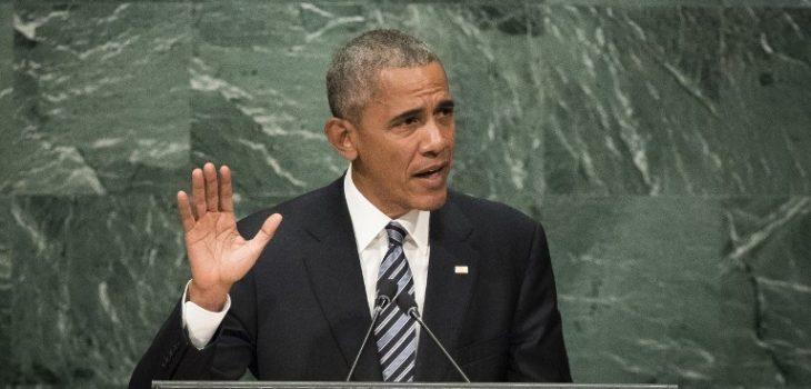 Barack Obama ante la ONU | Agence France-Presse