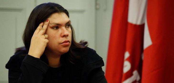 CONTEXTO   Bárbara Figueroa   Agencia UNO