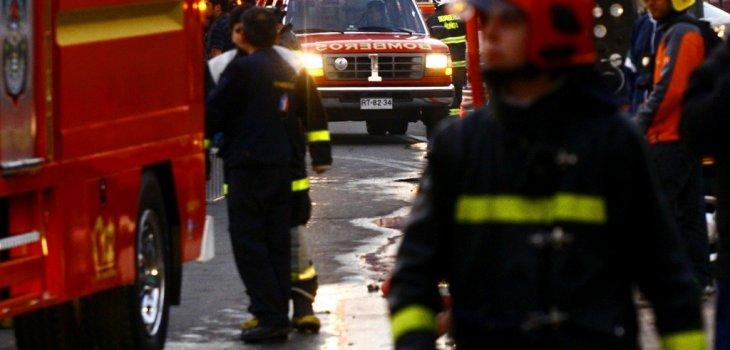 ARCHIVO| Bomberos | Agencia UNO