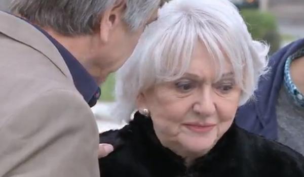 Gloria Münchmeyer interpretó a una mujer con Alzheimer en Matriarcas de TVN