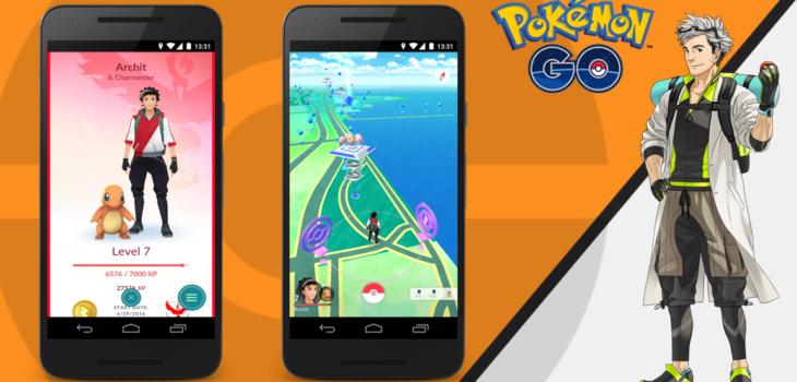 Pokémon GO | Facebook