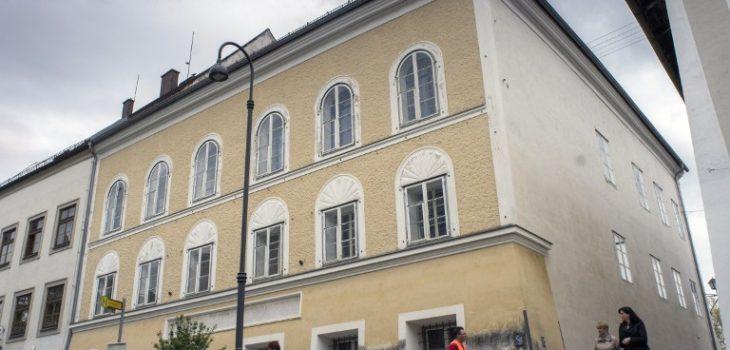 Casa donde nació Hitler | ARCHIVO | Agence France-Presse
