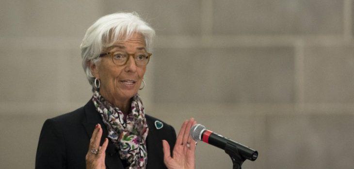 Christine Lagarde | ARCHIVO | Agence France-Presse