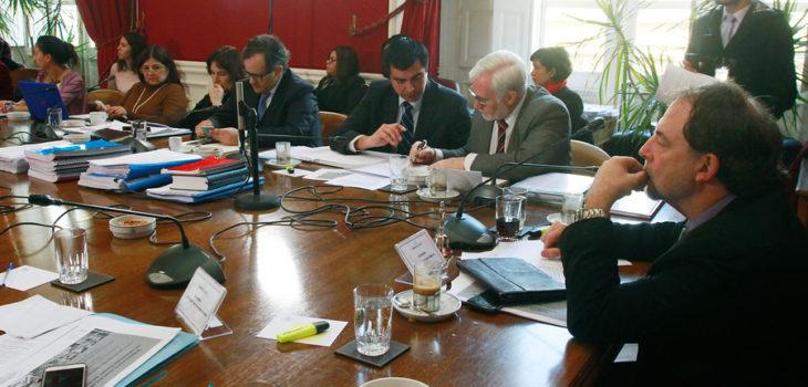 Comisión de Salud del Senado   ARCHIVO   Agencia UNO
