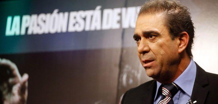 Eduardo Bonvallet | Sebastián Rodríguez | Agencia UNO