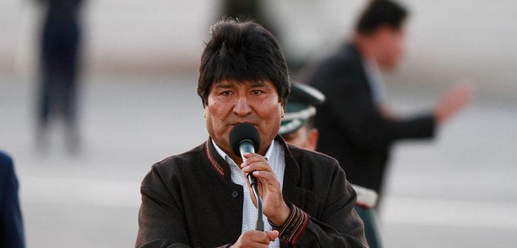 Evo Morales | Agencia UNO