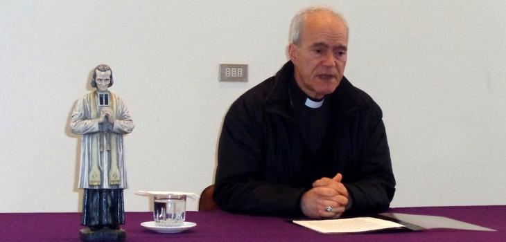Obispo Bacarreza | Jorge Monares