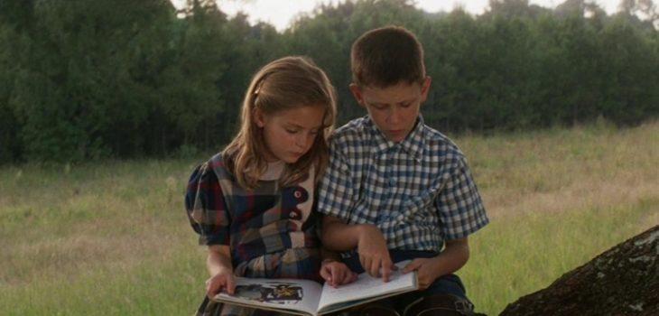 Hanna Hall en Forrest Gump I 1994