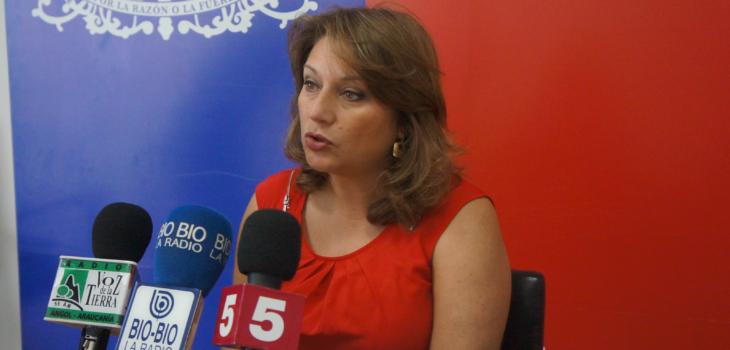 Gobernadora Andrea Parra | www.gobernacionmalleco.gov.cl