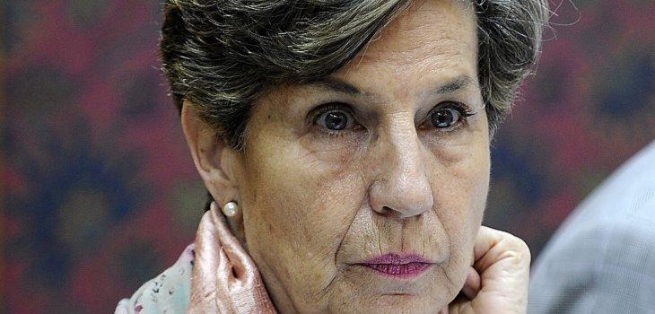 Isabel Allende | Agencia UNO