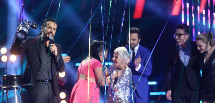 Final de The Voice | Canal 13