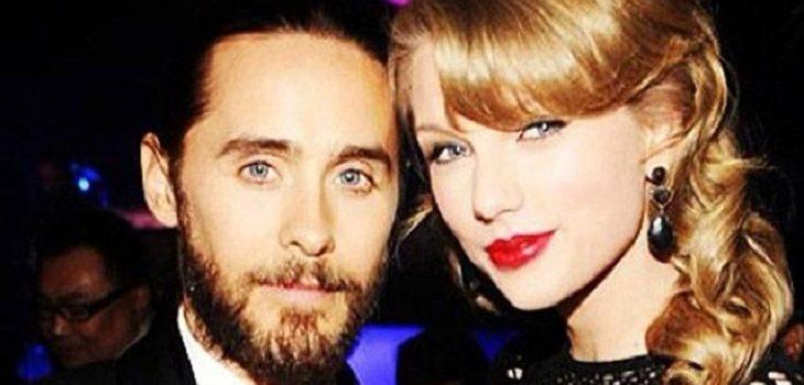 Jared Leto  Y Taylor Swift.
