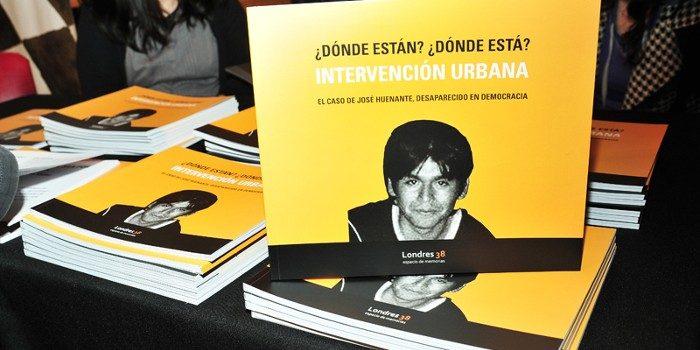 José Huenante | Londres 38
