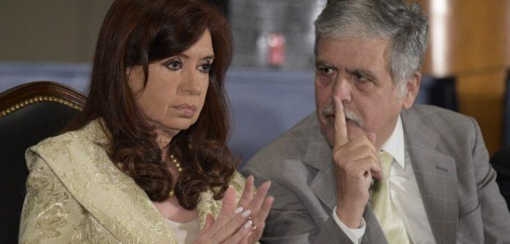 Cristina Fernández y Julio de Vido | Agence France-Presse