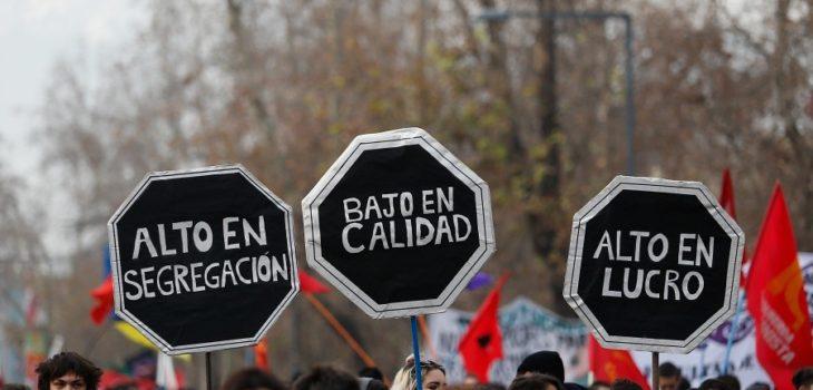 CONTEXTO | Marcha Confech  | Agencia UNO