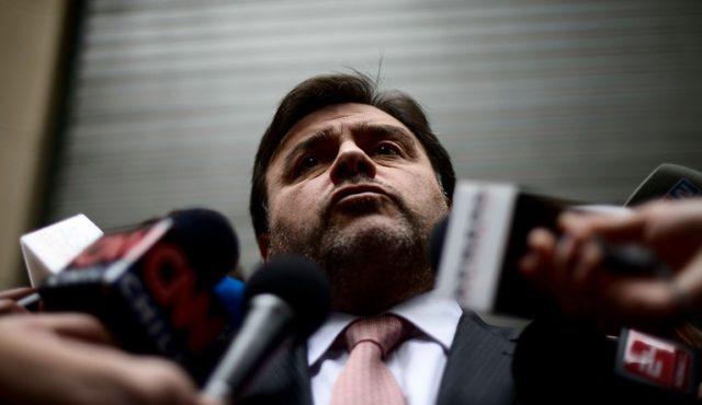 Mario Olavarría, alcalde de colina
