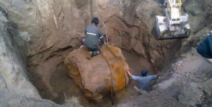 Segundo meteorito más grande del mundo   Telam