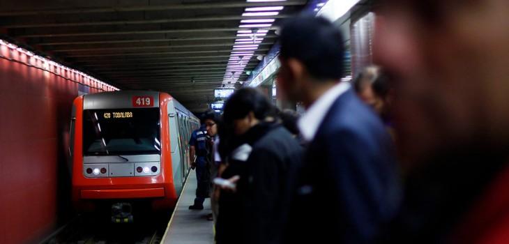 CONTEXTO | Metro de Santiago | Agencia UNO