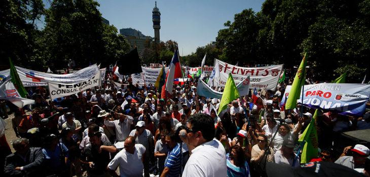 ARCHIVO | Cristian Opazo | Agencia UNO