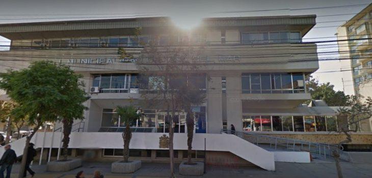 Municipalidad de Viña del Mar   Google Street View