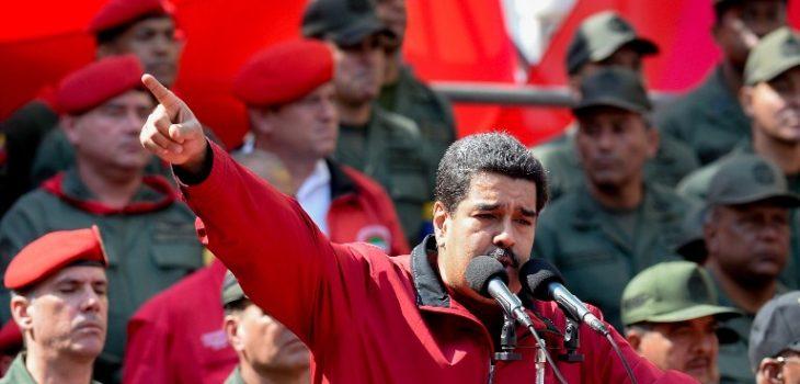 CONTEXTO | Federico Parra | Agencia AFP