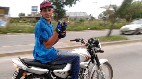 Nicolás Rivero (Facebook)