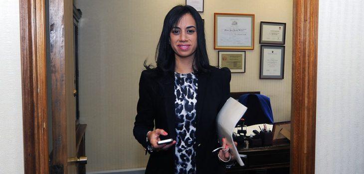 Diputada Paulina Núñez | Agencia Uno