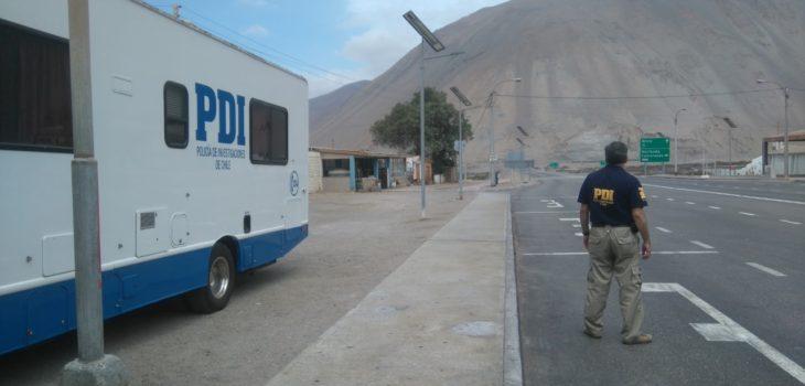 PDI de Arica