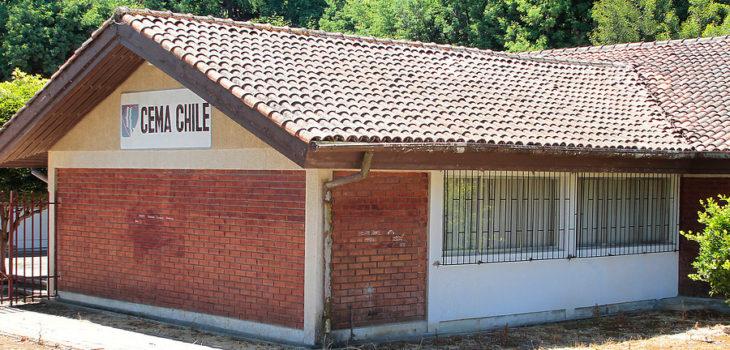 Sede CEMA Chile en Concepción   Víctor Salazar   Agencia UNO